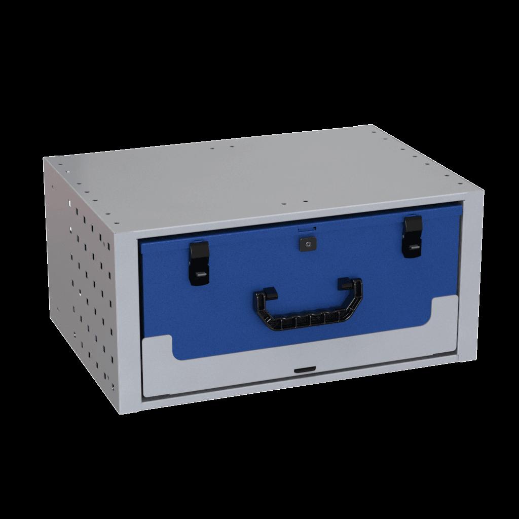 caixa de ferramentas removível para veículos comerciais
