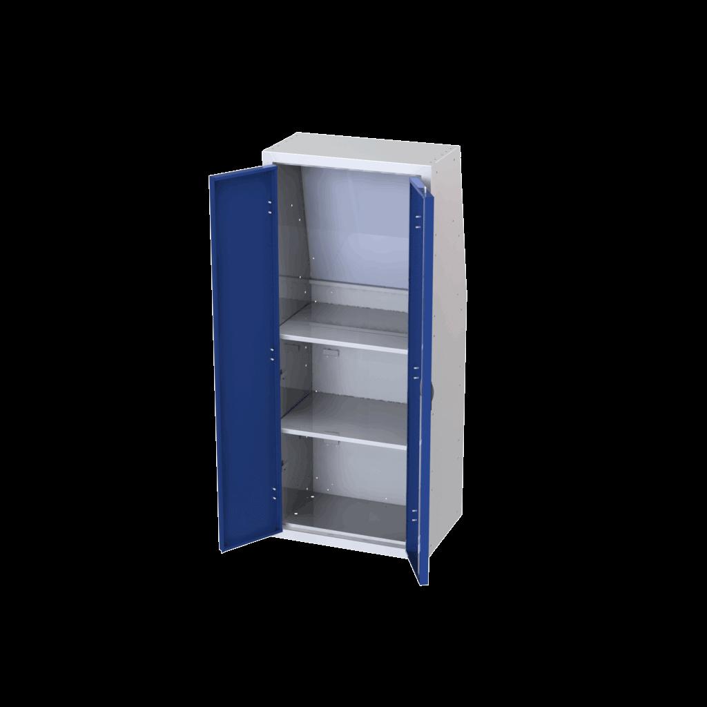 armário aberto para carrinhas furgões vans