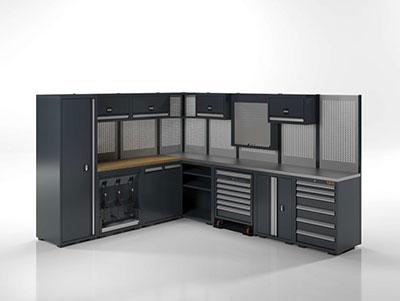 móveis para oficinas tecnolam