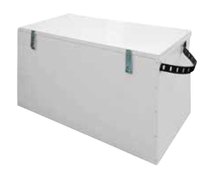 caixa em aço galvanizado para furgões carrinhas vans