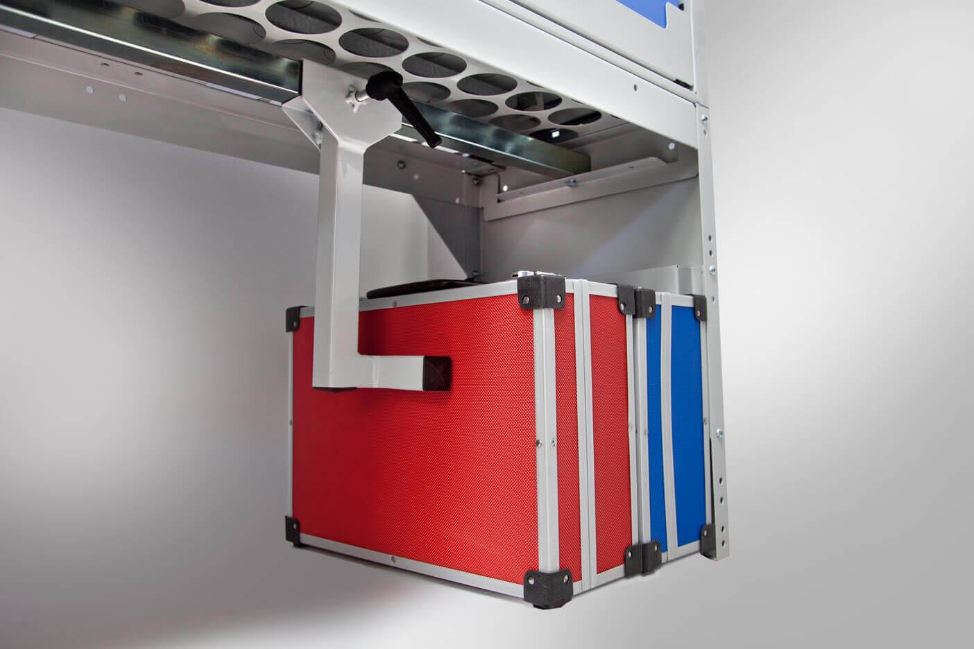 acessórios para furgões kit para transporte de malas