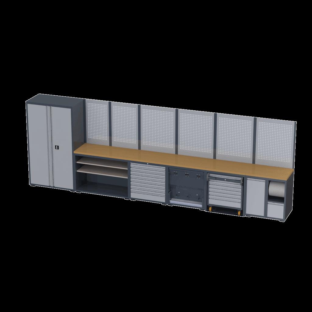 móveis planejados para oficinas