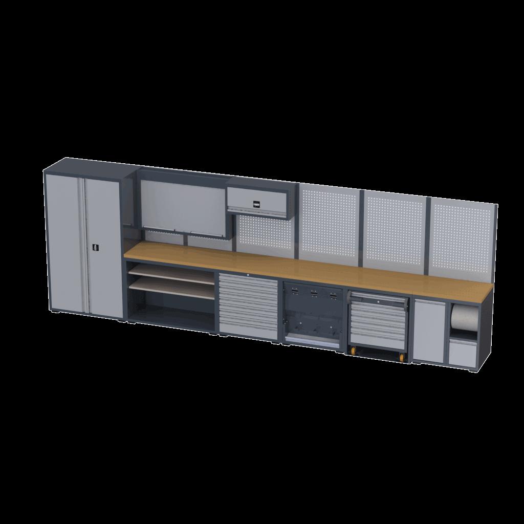 móveis planejados para oficina mecanica