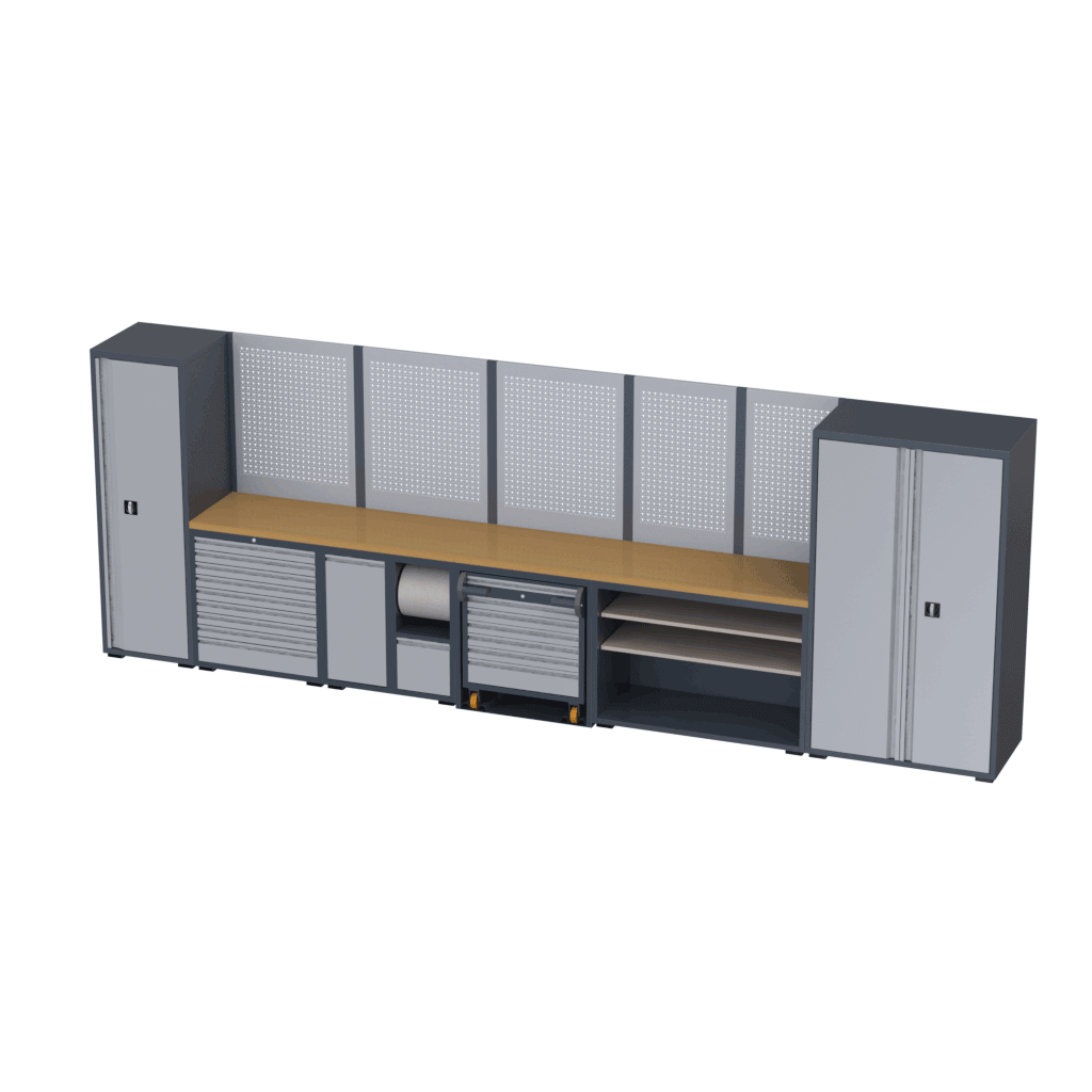 oficina modular planejada tecnolam