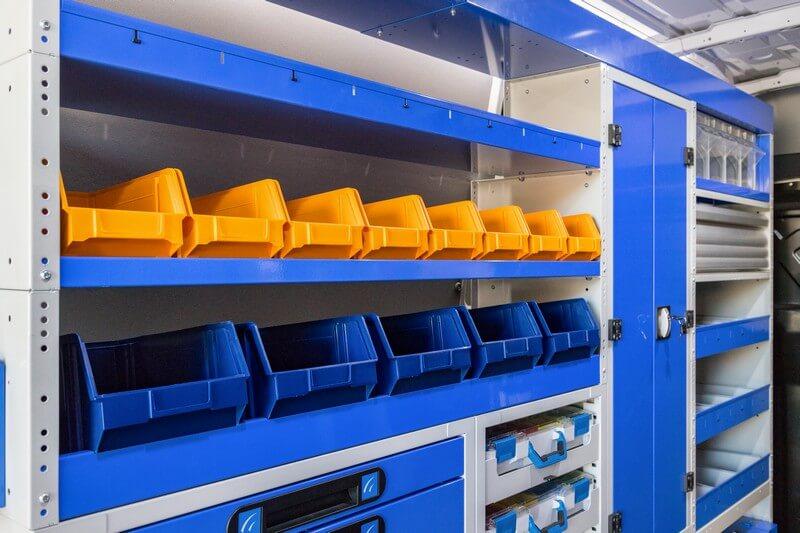 caixas plásticas portáteis para ferramentas