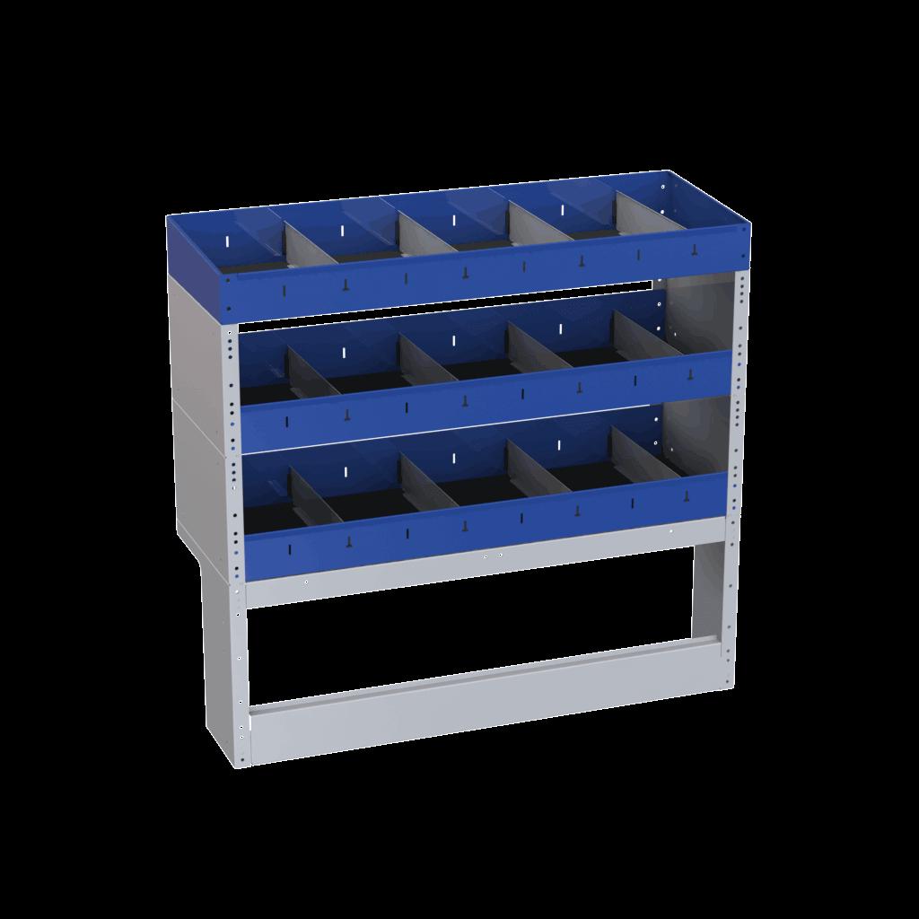 estante compartimento de carga