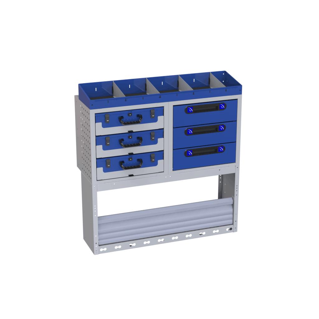 equipamentos para oficinas móveis