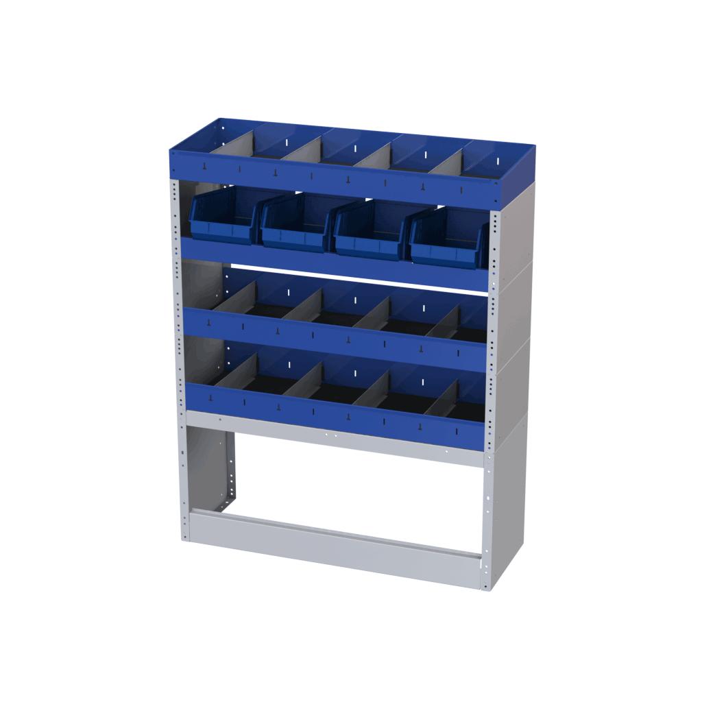 estantes furgões Custom