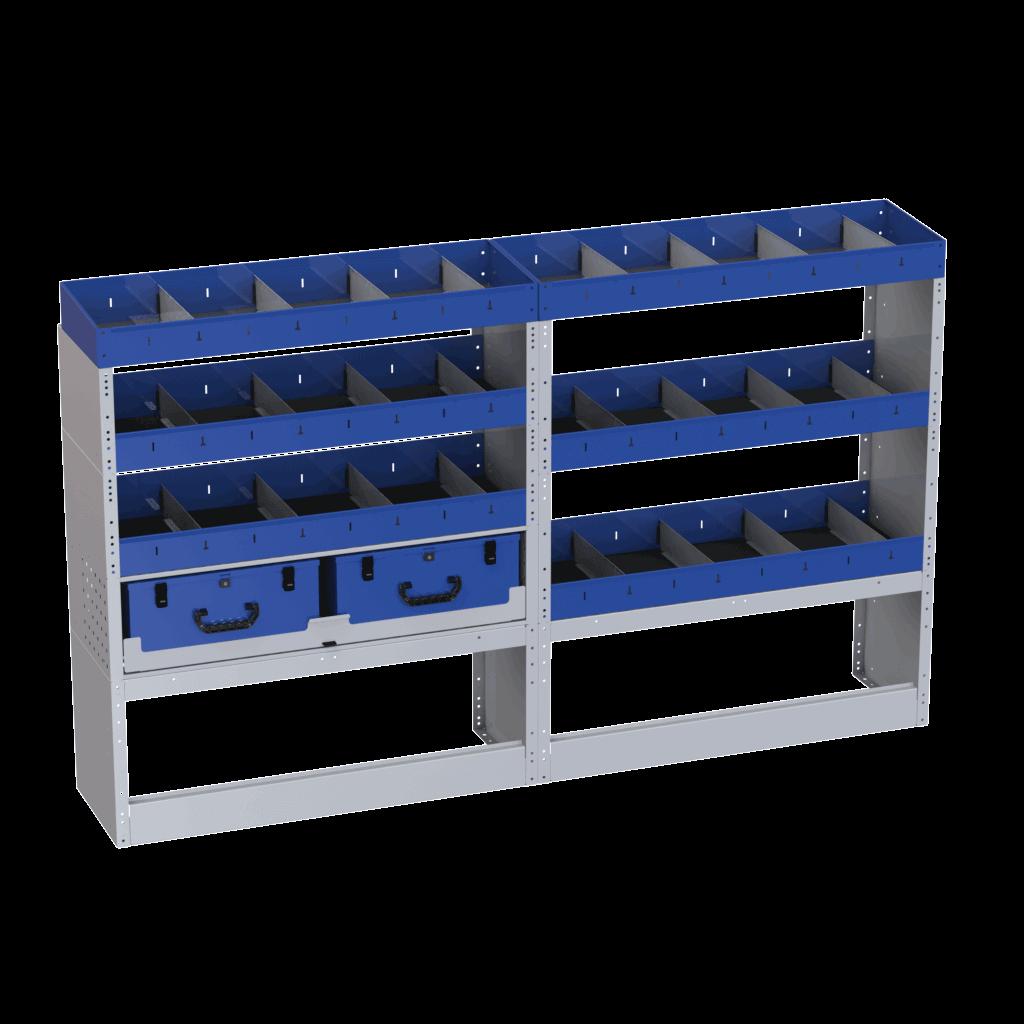 equipamentos bagageira carrinhas
