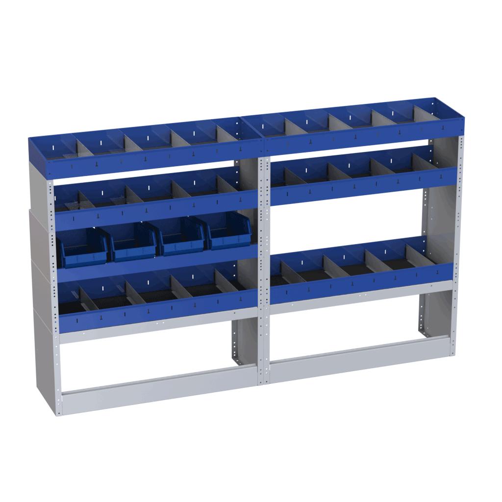 tecnolam estruturas para compartimento de carga