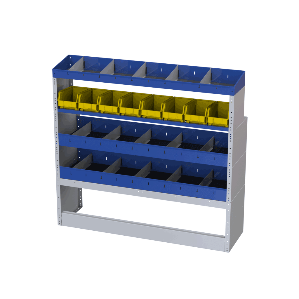 estantes para VW Transporter