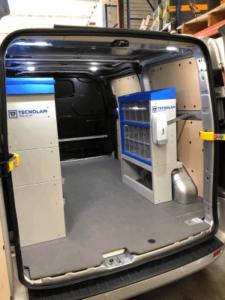 carrinhas Transit Ford oficina móvel