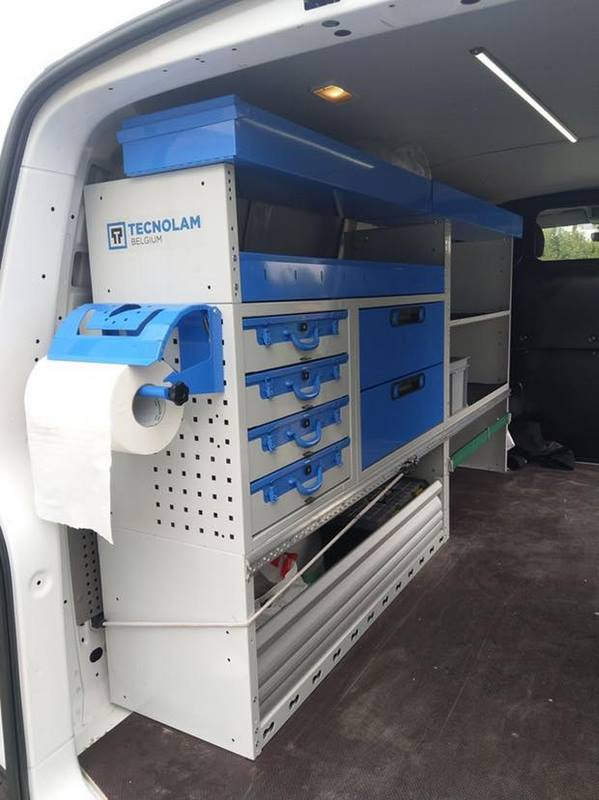 equipamentos vw transporter t6