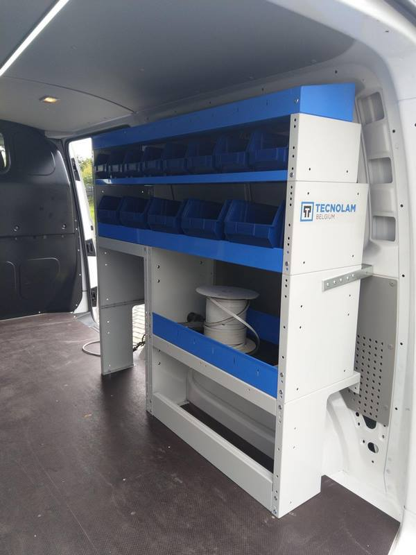 oficina movel tecnolam volkswagen transporter t6